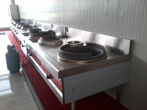 天津廚房設備的安裝流程