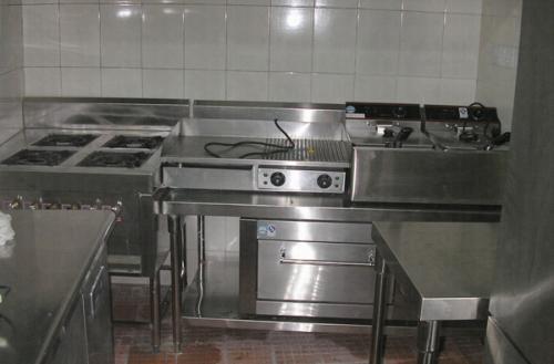 天津廚房設備安全性的三個含義